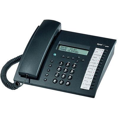 Tiptel 82 System - 192 ISDN Telefon auf für 4011XT [NEU/OVP]
