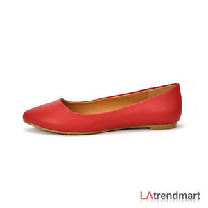 Red And Beige Shoes