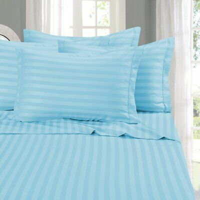 Elegant Comfort Best, Softest, Coziest STRIPE Sheets Ever! 1500 Thread