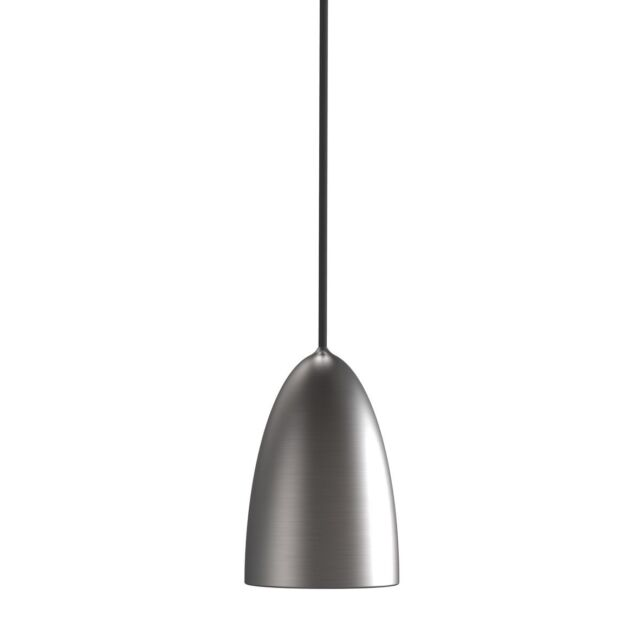 3W LED pendulum light Nexus 10 Nordlux brushed Steel Hanging Lamp Light