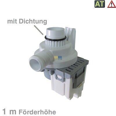 Lye Pump 34W Washing Machine like Zanussi 124018006 Küppersbusch 428907 Faure