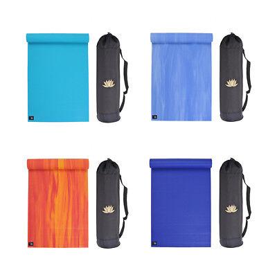 Yoga Studio Basic Kit Lotus Bag Kits - 6mm Mat Gym Fitness Exercise Studio Kit Bag