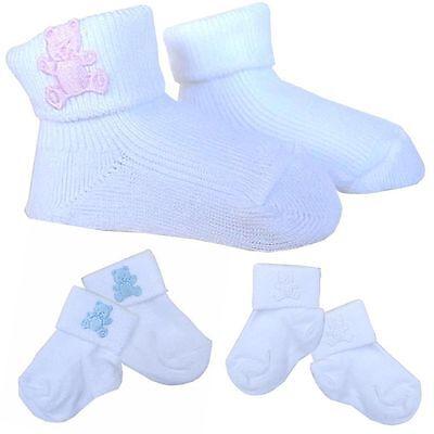 Premature Baby Clothes Preemie Prem Tiny Small Girls Boys Infants Teddy Socks