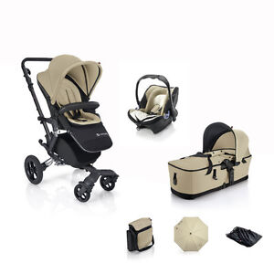 CONCORD NEO QUANTUM PRAM PUSHCHAIR CARRYCOT AND CAR SEAT BRAND NEW
