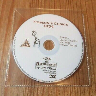 Hobson's Choice (1954)  Charles Laughton, John Mills, Brenda de Banzie