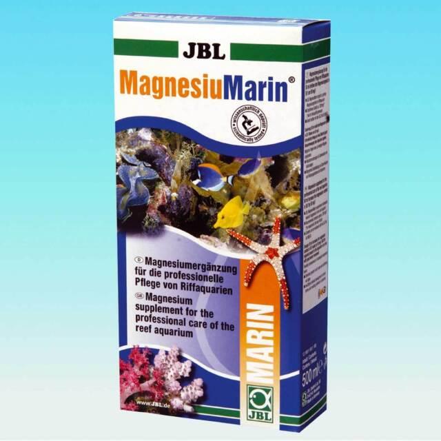 JBL Magnesium Marin 500ml - Korallen Ca Mg Meerwasser Wasserzusatz Koralle