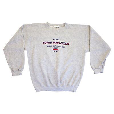 Puma Super Bowl 2000 Sweatshirt | Vintage Sportswear NFL American Football VTG