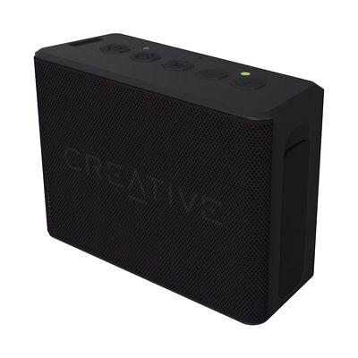Creative MUVO 2C Bluetooth Wireless Speaker Lautsprecher Boxen 7-1.3-0728 black (Creative Bluetooth)