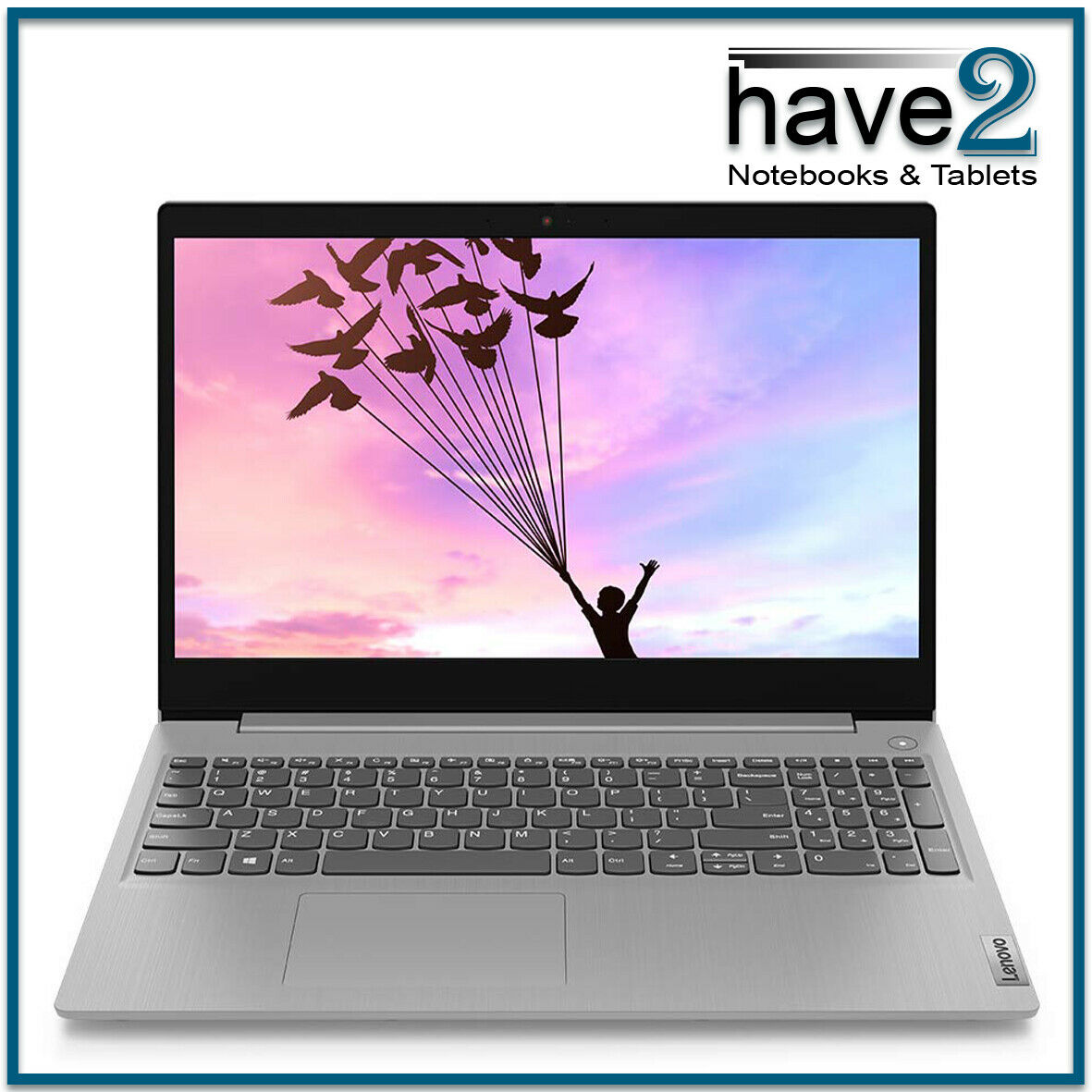 "Laptop Windows - LENOVO IdeaPad 3 Notebook: 14"" HD Screen, AMD 3020e, Webcam, Wi-Fi, Windows 10"