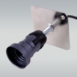 JBL TempSet basic  Installationsset für Strahler in Terrarien für Fassung E 27
