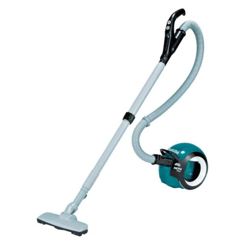 Makita DCL501 18V BRUSHLESS Cyclone Cleaner, Hepa filter, w/ Shoulder strap