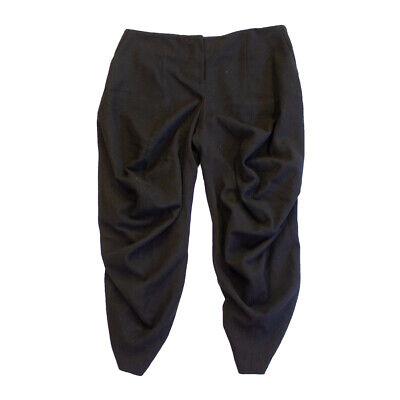 Alexander McQueen Women's Baggy Knee Short Trousers | Vintage British Designer