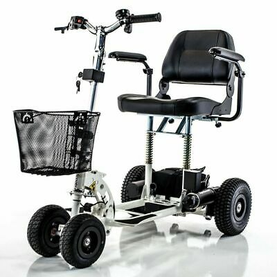 SupaScoota SPORT XL Folding Mobility Scooter FULLY SERVICED✔️