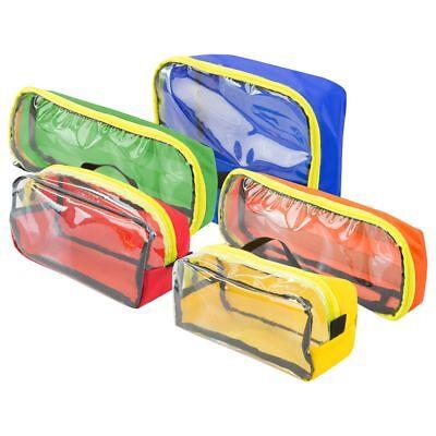5 AEROcase Modultaschen SET für Notfalltasche Notfallrucksack Notfallkoffer Arzt