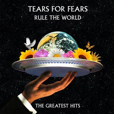 TEARS FOR FEARS RULE THE WORLD THE GREATEST HITS 2 X VINYL LP SET