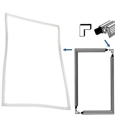 NEU UNIVERSAL Türdichtung Dichtung PVC 1-seitig 2m Kühlschrank selbst wechseln