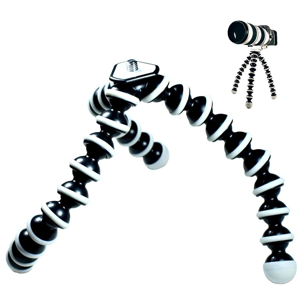 Large Flexible Tripod Stand Gorillapod for Camera Digital DV Canon Nikon -  T2eC16J   cE9s4PsMmnBSDmDeWS g  60 57 - Large Flexible Tripod Stand Gorillapod for Camera Digital DV Canon Nikon