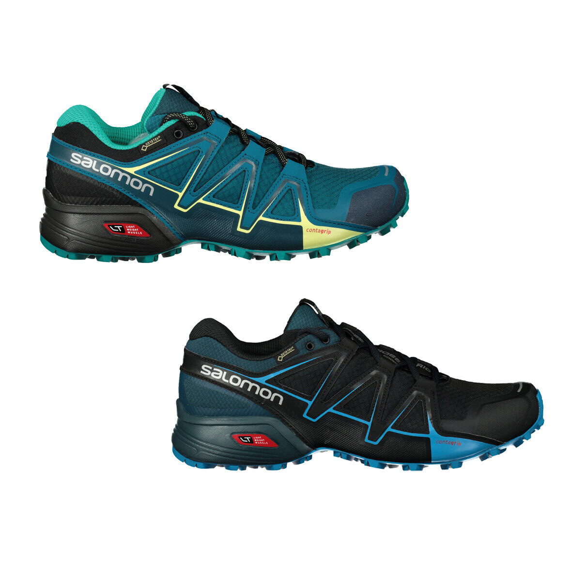Salomon Speedcross Vario 2 GTX Damen und Herren Trailrunning Schuhe Laufschuhe