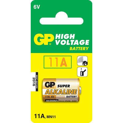 Gebraucht, GP11A Batterie 6V 6V, AAAA gebraucht kaufen  Magstadt