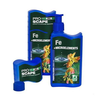 JBL ProScape Fe +Microelements 500 ml Eisen Basisdünger für Pflanzen