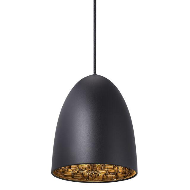 Designer Hanging lamp Nexus 20 Nordlux 77263003 Hanging light black E27 Pendulum
