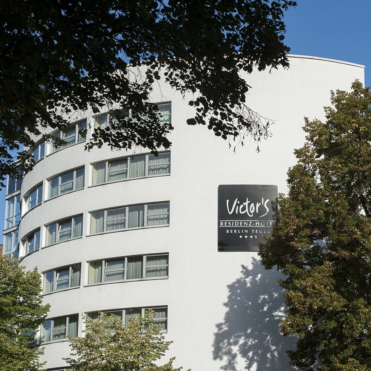 Berlin 3 Tage 2P im  3*S Victor's Residenz-Hotel Berlin Tegel + Schlemmerbuffet