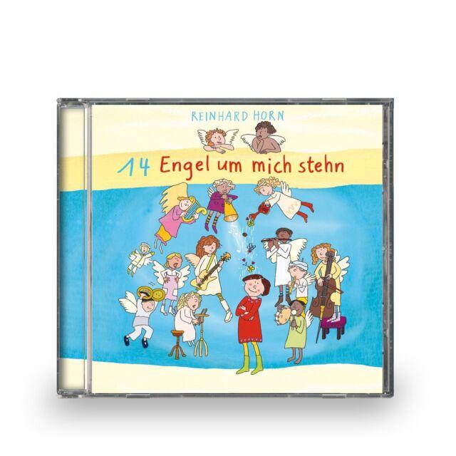 CD Reinhard Horn Vierzehn Engel um mich stehn