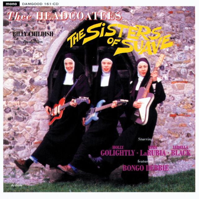 Thee Headcoatees - Sisters Of Suave CD * BRAND NEW* *HOLLY GOLIGHTLY*