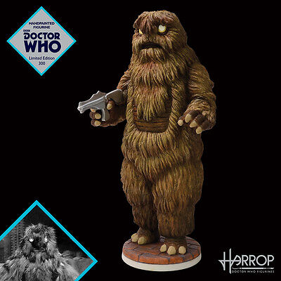 Yeti - The Web of Fear (1968) - Harrop Doctor Who Figurine - L.E. 300