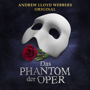 Musicaltickets  DAS PHANTOM DER OPER am 22.12.2013 in Hamburg !