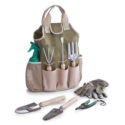 Set de Herramientas Para Jardin - Accesorios jardineria - Incluye bolsa -...