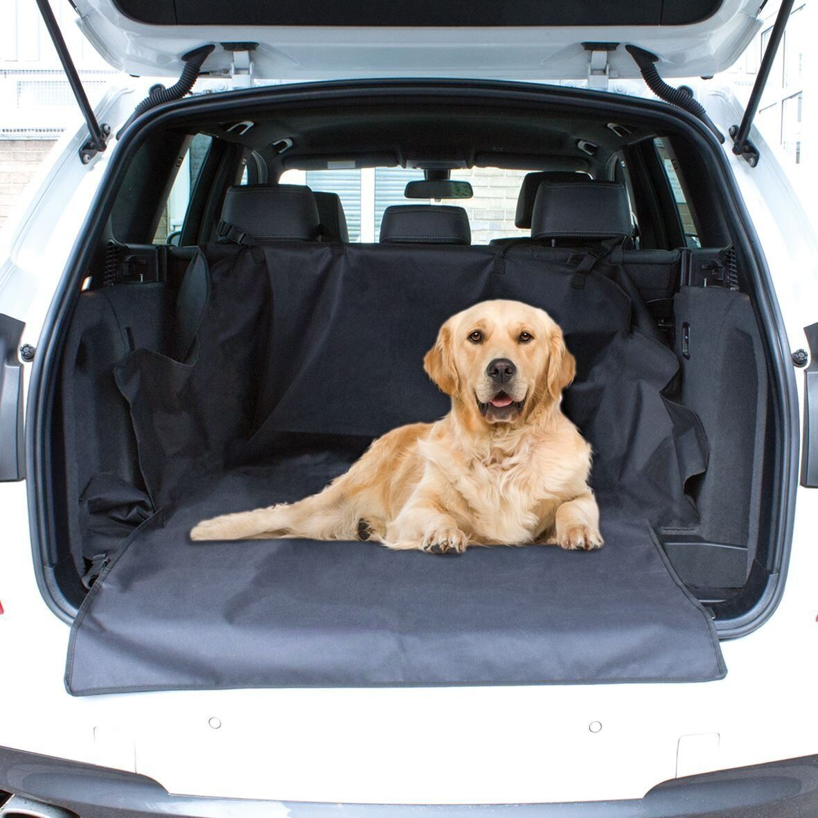 Car Parts - HEAVY DUTY WATERPROOF PET DOG DIRT CAR BOOT SEAT PROTECTOR LINER LIP COVER MAT