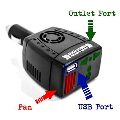 Challenger Inverter In-car Power Scooter Charger For Prid...