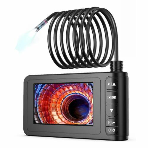 "Industrial Endoscope Skybasic HD Borescope Inspection Camera 4.3"" Screen"