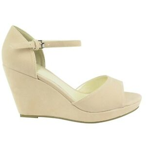 Low Heel Wedge Shoes Uk