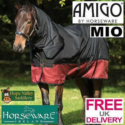 Horseware Amigo Mio One Piece Heavy weight Combo Turnout Rug (AASJ44) CLEARANCE