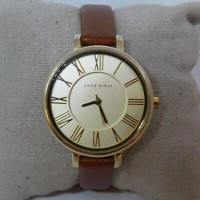 Anne Klein AK1772 Gold Tone Ladies Watch
