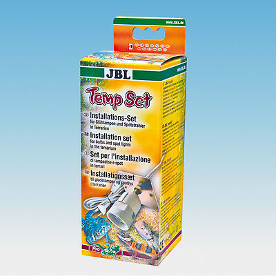 JBL Reptil Temp Set connect  für Lampen  Strahler  24 Std.Ver.