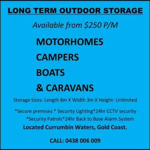 Long Term Outdoor Storage Currumbin Waters Gold Coast South Preview