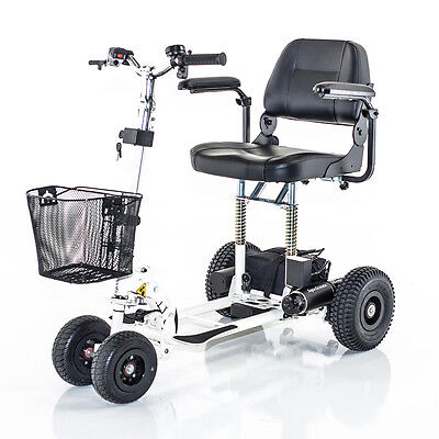 Supascoota Sport XL Electric Mobility Medical Scooter for Outdoor & Offroad NEW