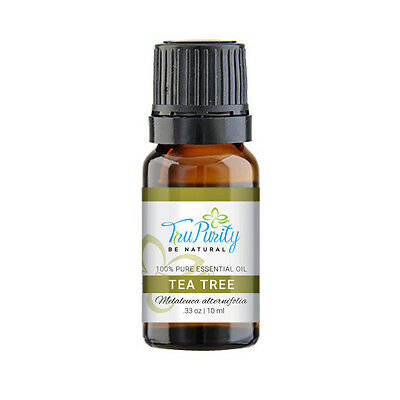 Tea Tree  Melaleuca   100  Pure Essential Oil  Natural  Undiluted  Therapeutic