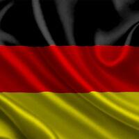 Bandera Alemania Cm 90x140 Poliéster Con Cordones Para Barra -  - ebay.es