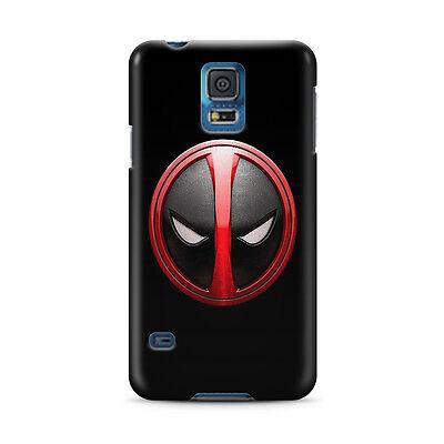 Deadpool Logo Samsung Galaxy S4 5 6 7 8 9 10 E Edge Note 3 - 10 Plus Case 18