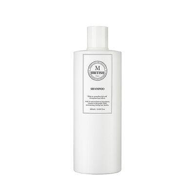 Ethic Shampoo 10 Natural Ingredients Nourishes Balances Scalp Hair 16.06 oz