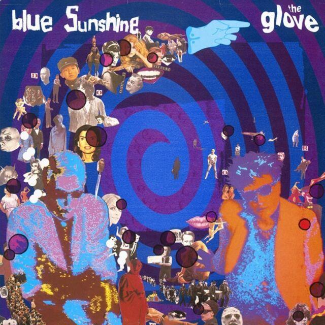 THE GLOVE - BLUE SUNSHINE   VINYL LP NEU