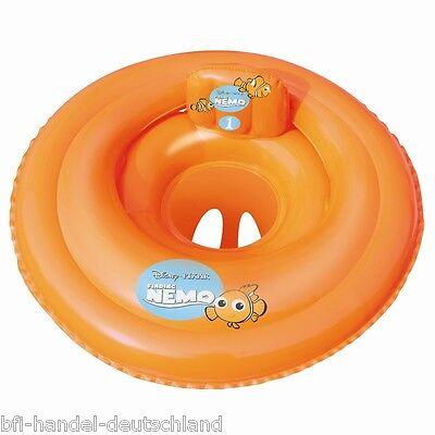 Bestway Disney Schwimmring Baby Kinder Schwimmhilfe Babysitz Schwimmsitz NEMO