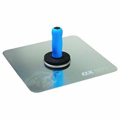 Plaster Hawk - 13 Inch Square Aluminum - Ox Tools