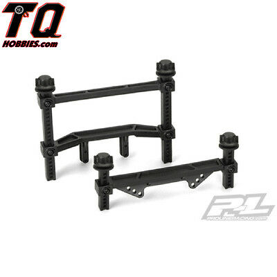 Line Mounting - Pro-Line Slash 2WD XL-5 & VXL Extended Front and Rear Body Mounts 6070-00 607000