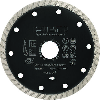 Hilti Sp-t 9 X 78 Universal Blade For Dch 230 Hand Held Saw.