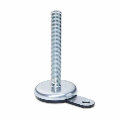 Leveling Mount With Lag Bolt Lug J.w. Winco 10t125p05a Series Gn 340.1 Steel.